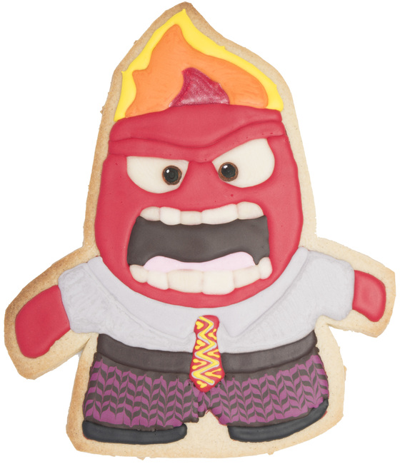Anger cookie