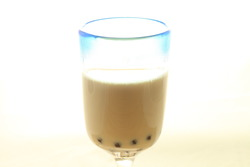 Indian chai bubble tea